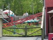 Brain Teaser kiddie coaster