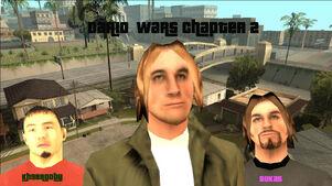 Dario Wars Chapter 2