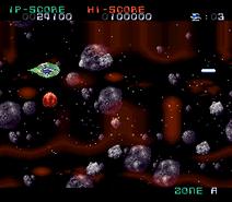 Darius Force - Zone A