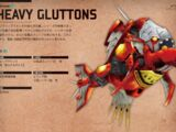 Heavy Gluttons