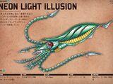 Neon Light Illusion