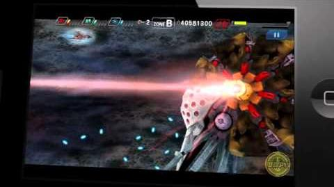 DARIUSBURST SECOND PROLOGUE Official Trailer