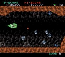 Darius Force - Zone B Underwater