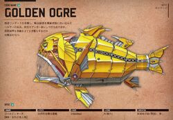 Golden ogre