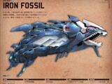 Iron Fossil