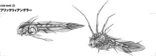 Larval form