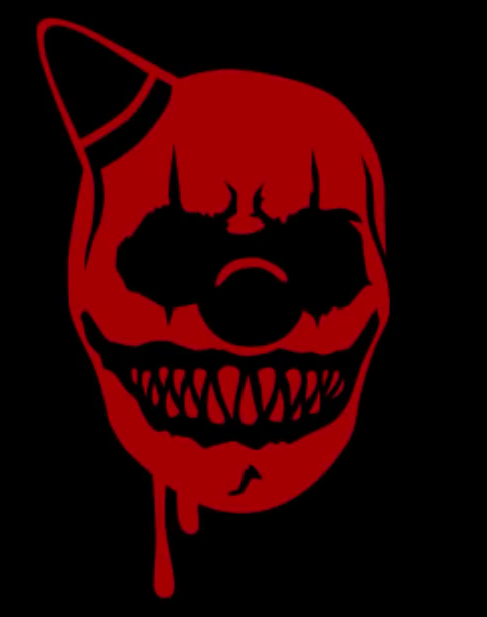 Dark Deception Concept Art Clown
