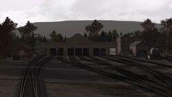Screenshot Dark Railway 51.13047-0.97554 17-00-17