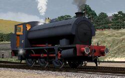 Screenshot Dark Railway 51.04913-1.01985 15-01-22