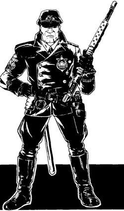 PZ Officer
