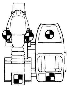 Bike Weapon Mounts (Sidecar)