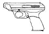 Sidearm Automatic Pistol