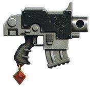 Spitfire Bolt Pistol
