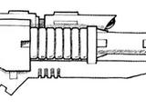 Man Portable Lascannon