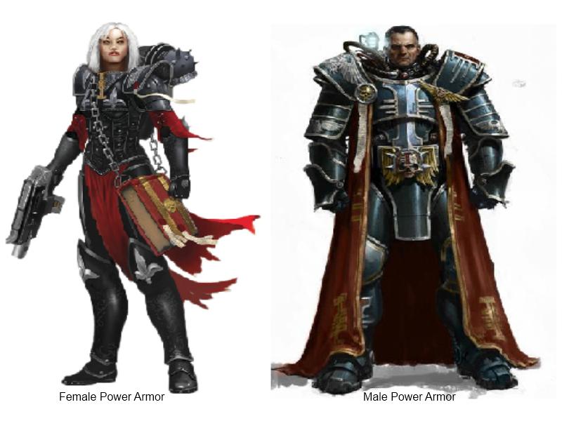 Image Power Armor Examplesg Dark Heresy Of The Secundus