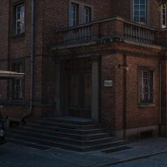 1953 police station