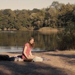 Martha by the lake