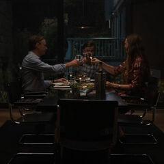 The Tiedemanns toast