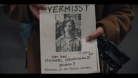 Mikkel missing poster