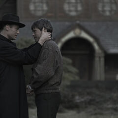 Noah reassures Helge