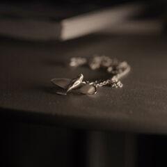 The dove pendant