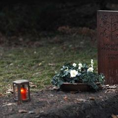 Michael's grave