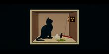 Schroedinger's cat - The vial of poison is broken