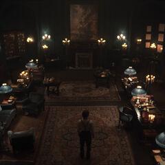Adam's study