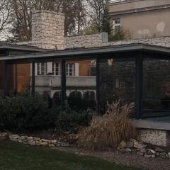 The Tiedemann residence