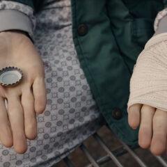 Mikkel's sleight of hand