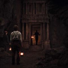 The stone portal