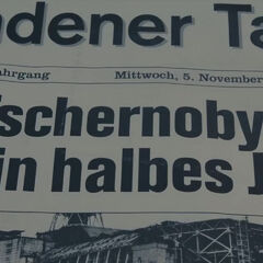 Chernobyl in the news