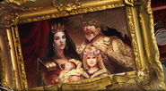 BOR - Painting of the royal family after Belladonna's birth