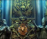 Boy talisman altar
