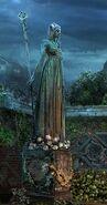 Cobr-arc-statue