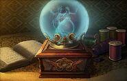 Amelia crystal ball