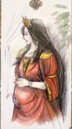BOR - Pregnant Queen Melanie