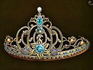 Cinder tiara