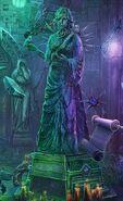 Duchess Elena Statue