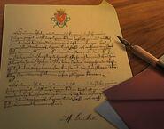 Fl letter to duke