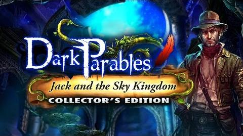 Dark Parables Jack and the Sky Kingdom Collector's Edition