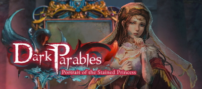 Portrait of the Stained Princess title