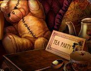 Bella tea bunny