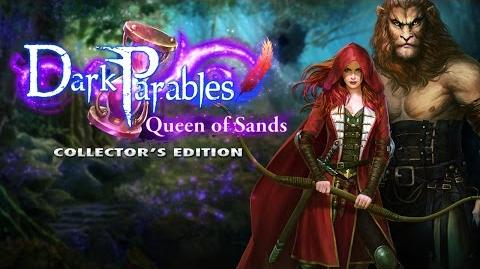 Dark Parables Queen of Sands Collector's Edition