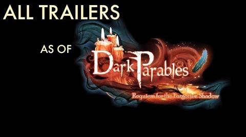 Dark Parables teaser trailer compilation