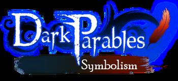 Dark Parables Wiki-Current Logo Revamped-Symbolisms 2