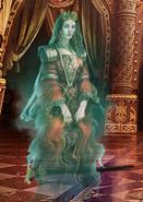 BOR - Queen Melanie Ghost 2