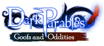 Dark Parables Wiki-Current Logo Revamped-Goofs Oddities 2