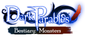 Dark Parables Wiki-Current Logo Revamped-Monsters Bestiary