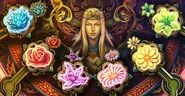 Goddess flora puzzle